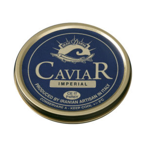 Arte & Gusto Italian Food and wine - Caviar Import